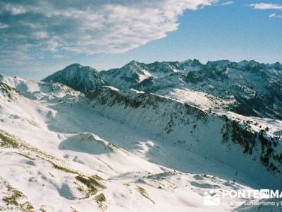 Esquí Baqueira - Esquiar y disfrutar; puente constitucion; agencia viajes